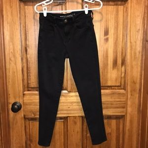Two American Eagle Jeggings